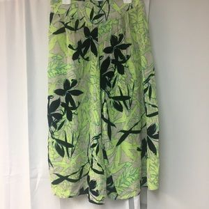 Hip || Hawaiian Print Flowy Beach  Pants